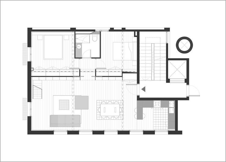 Loft Fábrica Grober / Meta-studio. Image