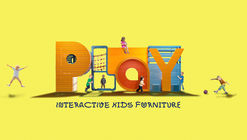 Open Call : PLAY- Interactive Furniture for Kids