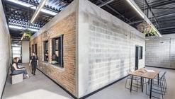 Coworking Space SP245 / Oficina Conceito Arquitetura