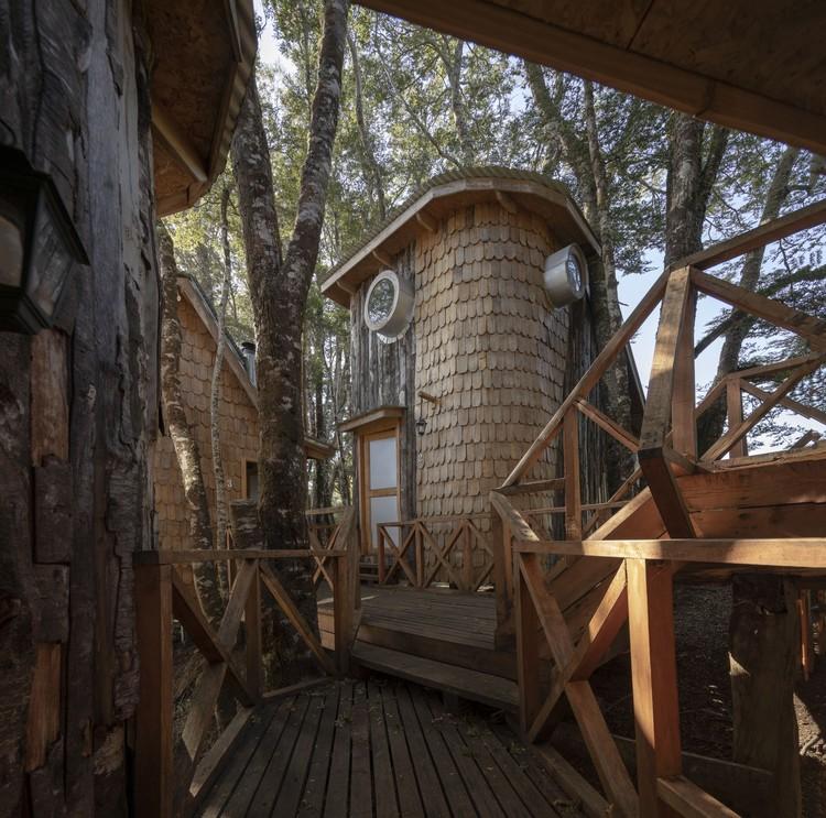Tiny Houses Comarca Contuy / Utreras Arquitectos, © Gustavo Burgos
