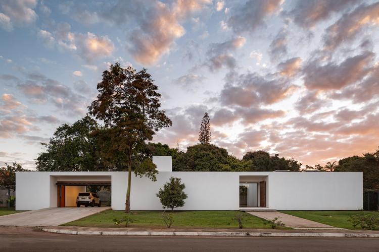 Park Way House / ArqBr Arquitetura e Urbanismo, © Joana França