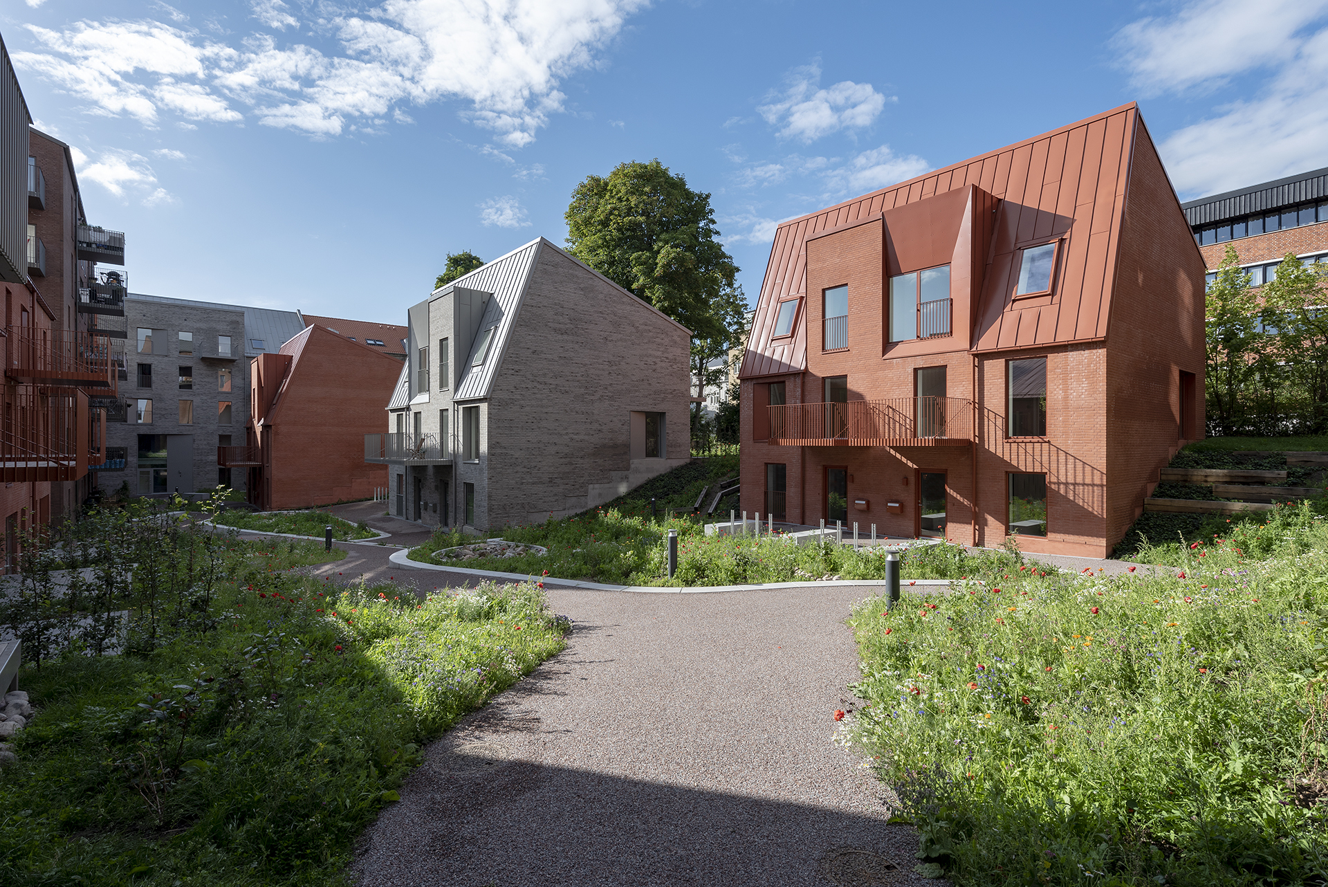 146 Residences in Aarhus / CEBRA