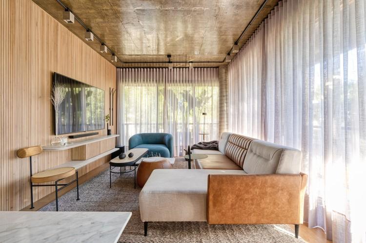 Loft Chartier / Studio Colnaghi Arquitetura, © Vinicius Ferzeli