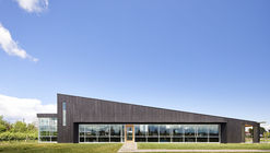 Lakeview Wine Co. Retail & Tasting Pavilion / Thier+Curran Architects