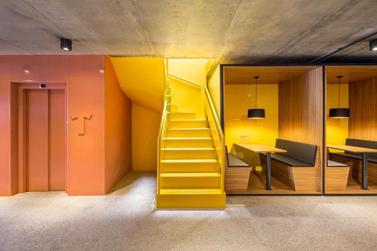 Arcoworking / Esquadra Arquitetos, © Joana França