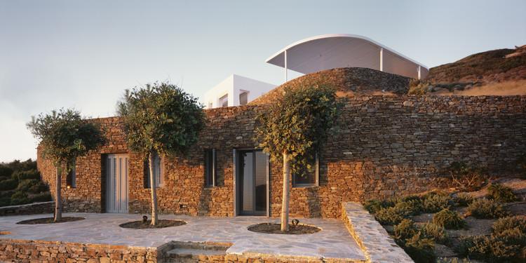Avlakia House  / ARP - Architecture Research Practice, © Erieta Attali