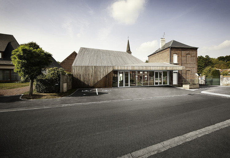 Proville Mediatheque / TANK Architectes, Courtesy of TANK Architectes