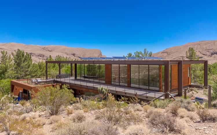 Casa min/máx / Punch Architecture, © Fraser Almeida