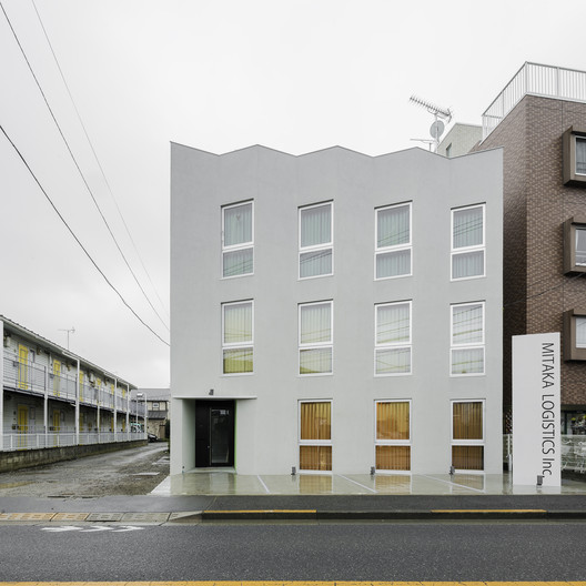 MH Office / Gendai Sekkei