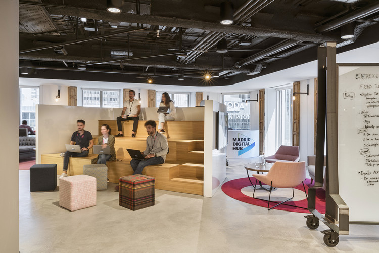 The Importance of Technology in the Strategic Design of Workplaces in the COVID-19 Era