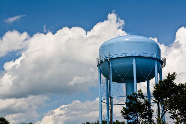 Castelos d'água: infraestruturas icônicas, oportunidades desperdiçadas, © Jim Boudreaux | Shutterstock