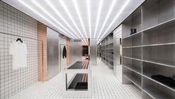 d'---2 Store / Apt5 Architettura