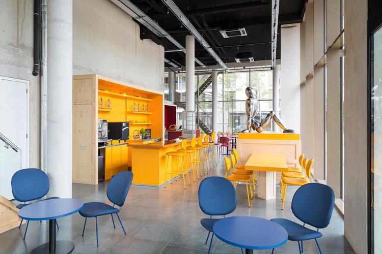 WOW Lieven Cultural Hub / Atelier Carloalberto, © Peter Tijhuis