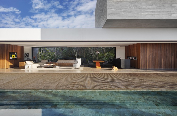 Orange House / Studio Guilherme Torres, © Denilson Machado – MCA Estúdio
