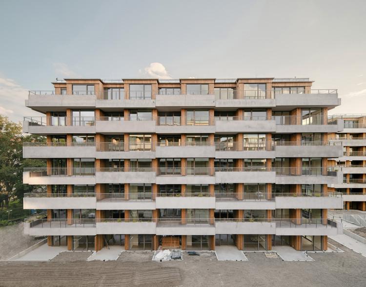 Thulestrasse 62 Apartments / Zanderroth Architekten, © Simon Menges