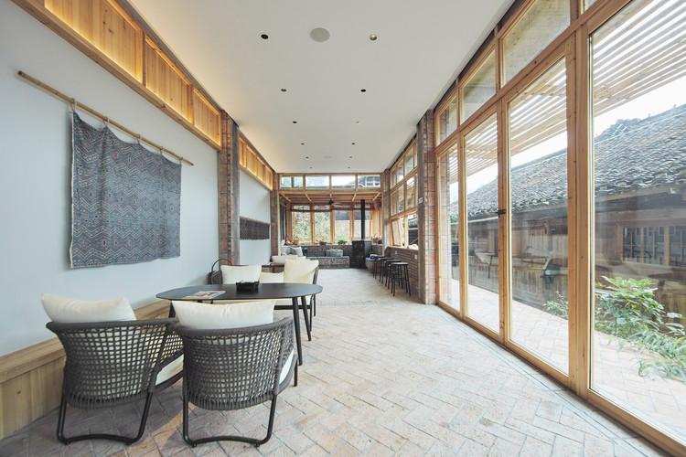 Livingroom. Image © Rui Zhu