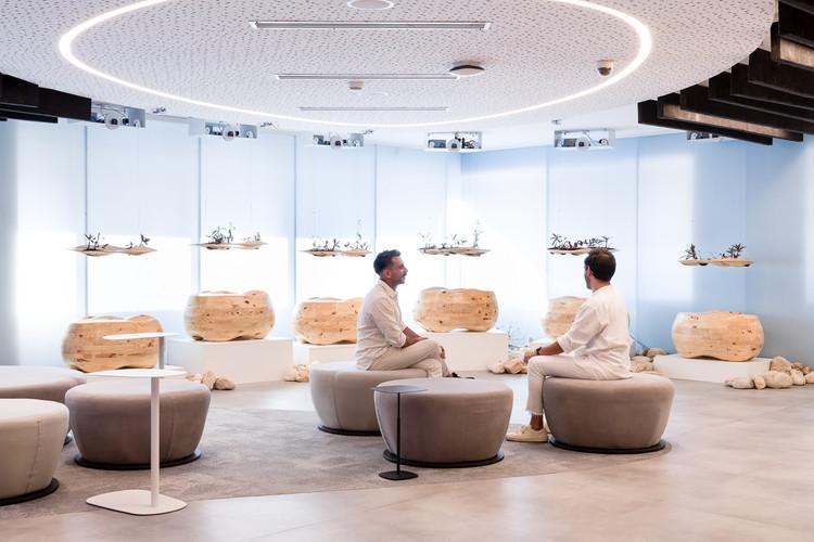 Centro de Inovação Accenture / Todos Arquitetura + Marcelo Dantas, © Ricardo Bassetti