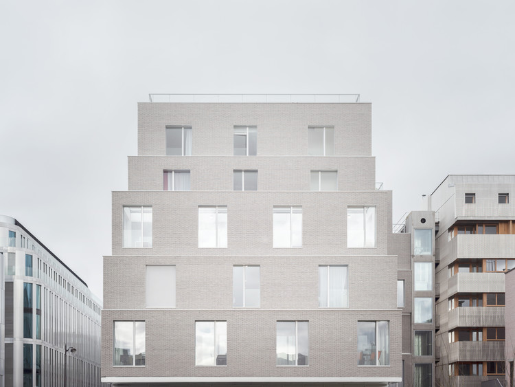 Paul Meurice Home for Disabled Adults / Lambert Lénak, © Simone Bossi