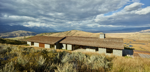 Jackson Hole House / McLean Quinlan