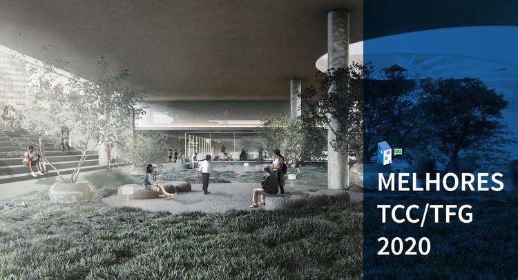 Os melhores trabalhos de conclusão de curso em 2020, Imagem de Fundo:  Cortesia de Vinicius Gabriel Gomes da Silva