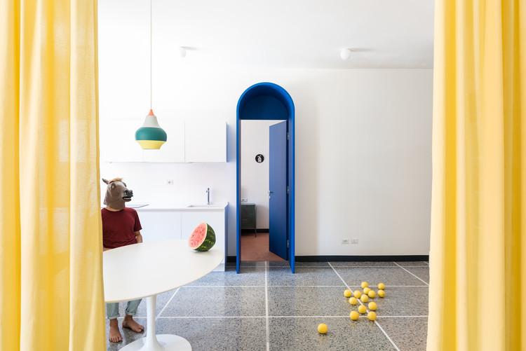 Apartamento Retroscena / La Macchina Studio, © Paolo Fusco