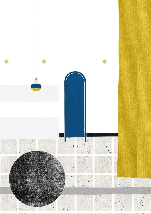 Retroscena Apartment La Macchina Studio Archdaily