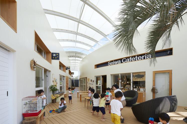 Seiwa Kindergarten / Naf Architect & Design, © Toshiyuki Yano
