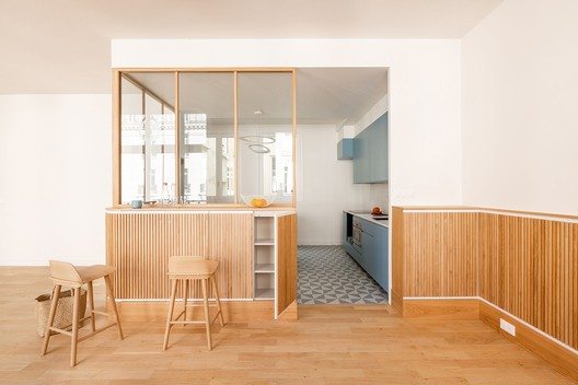 Triplex in Paris / Bertina Minel Architecture