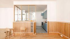 Apartamento Triplex em Paris / Bertina Minel Architecture