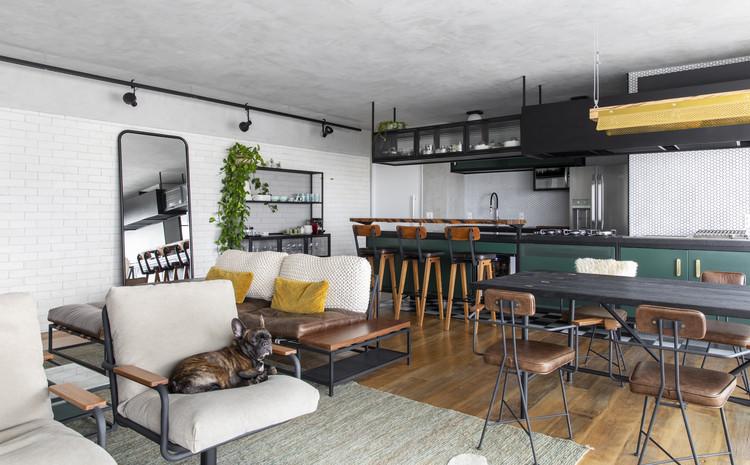 Apartamento JMR / Prototype, © Maíra Acayaba