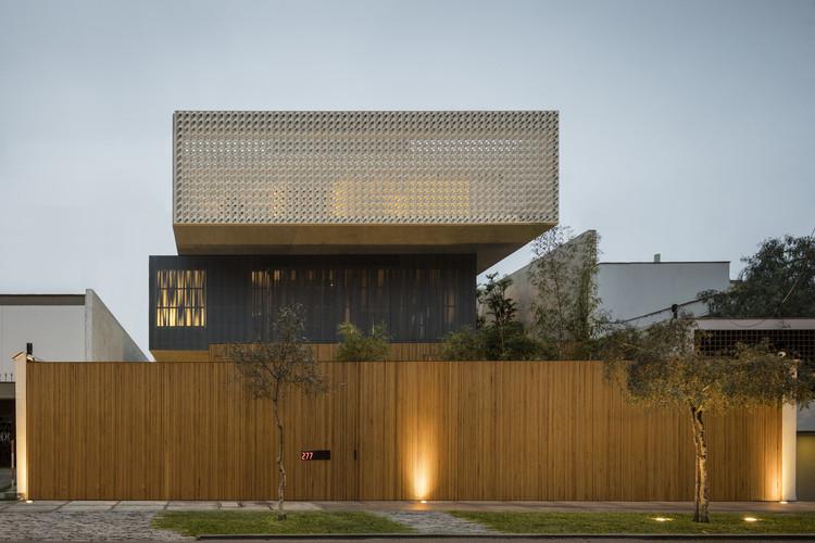 Lima House / Studio MK27, © Fernando Guerra   FG+SG