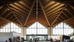 Terminal del aeropuerto de Nelson / Studio Pacific Architecture