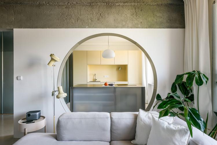 Apartamento Flat IO / alanprekop, © nora&jakub