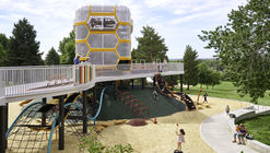 Parque Paco Sanchez / Dig Studio