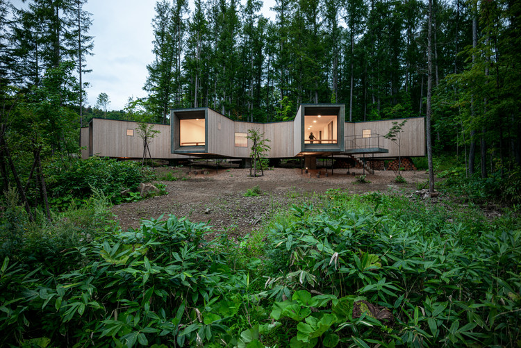 House in the Forest / Florian Busch Architects, Courtesy of Florian Bush Architects