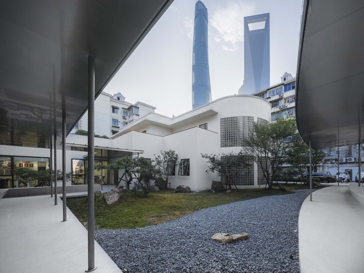 East Garden / Wuyang Architecture, © Qing Ai