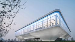 Promotion Center of High-Tech Park / Atelier Apeiron - SZAD
