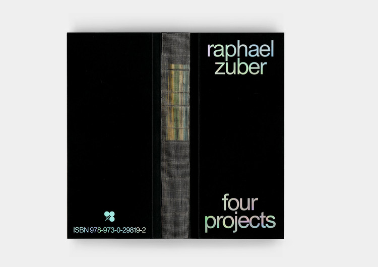 Raphael Zuber Four Projects, Raphael Zuber Four Projects Cover