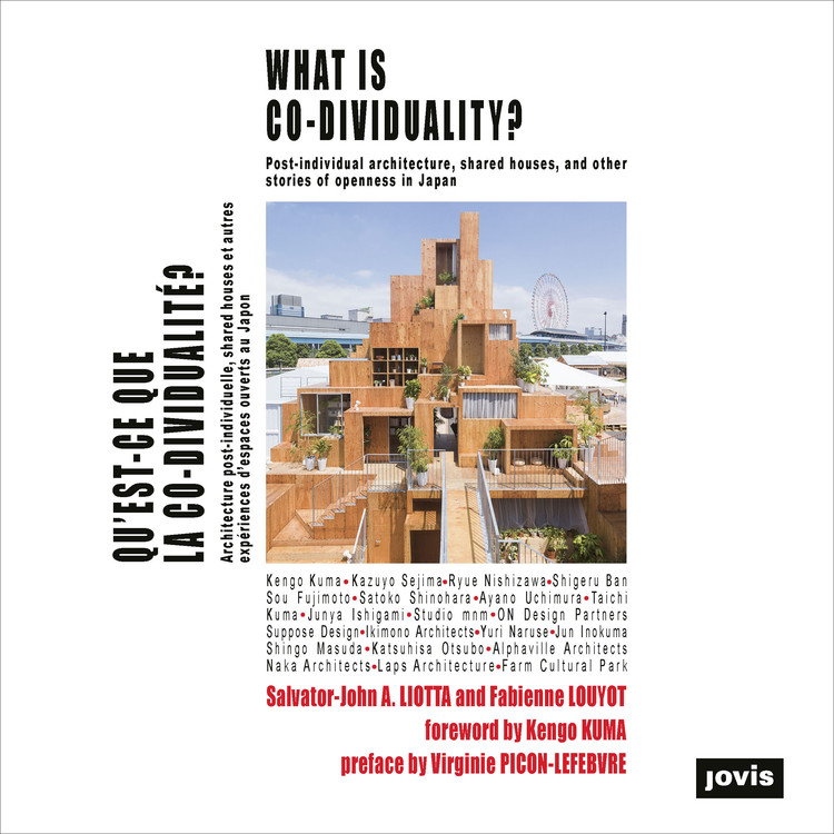 """What is Co-dividuality? Post-individual Architecture, Shared Houses, and Other Stories of Openness in Japan, Cover of """"What is Co-dividuality? Post-individual Architecture, Shared Houses, and Other Stories of Openness in Japan"""""""