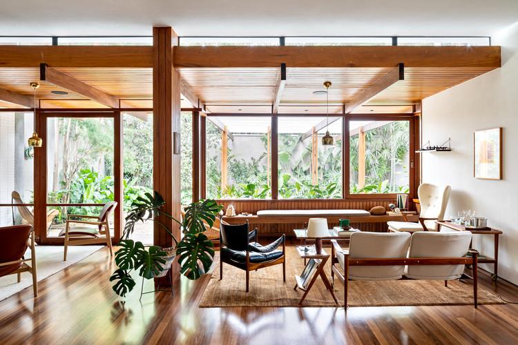Casa Thompson Hess / Felipe Hess Arquitetos, © Fran Parente