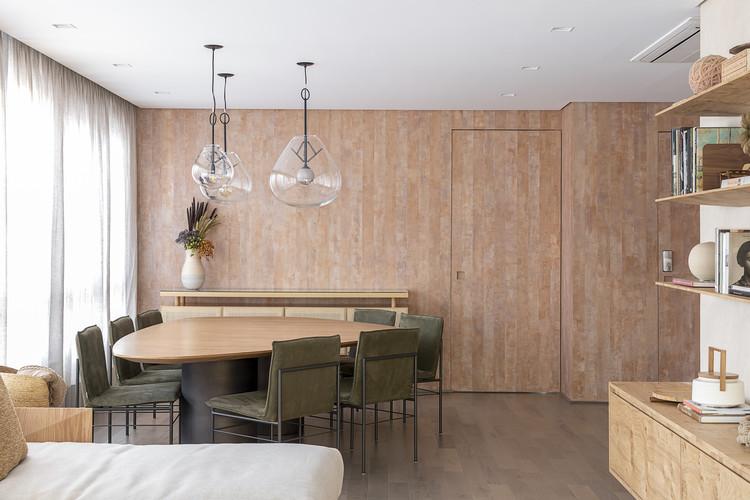 Apartamento RBL / VOA Arquitetura, © Rafael Renzo