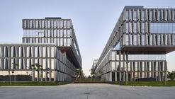 Bio-Esfera Office Complex / Skidmore, Owings & Merrill