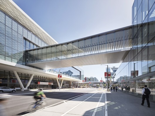 Moscone Center Expansion / Skidmore, Owings & Merrill + Mark Cavagnero Associates
