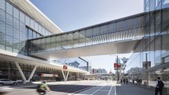 Moscone Center Expansion / Skidmore, Owings & Merrill + Mark Cavagnero Associates