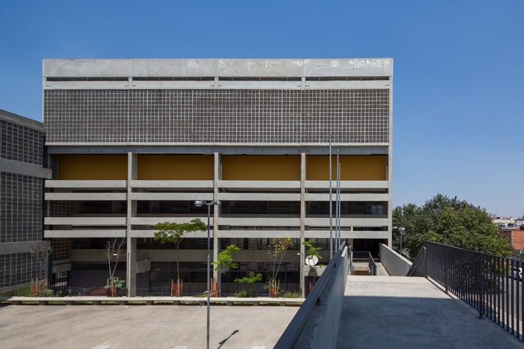 Escola Estadual Jardim Romano / H+F Arquitetos, © Pedro Napolitano Prata