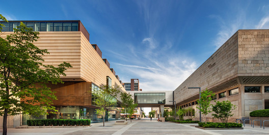 Chazen Museum of Art, University of Wisconsin / Machado Silvetti. Image © Anton Grassl