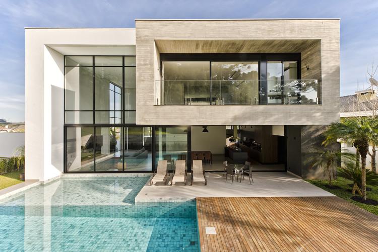 Casa PI / Arquitetare, © Marcelo Stammer