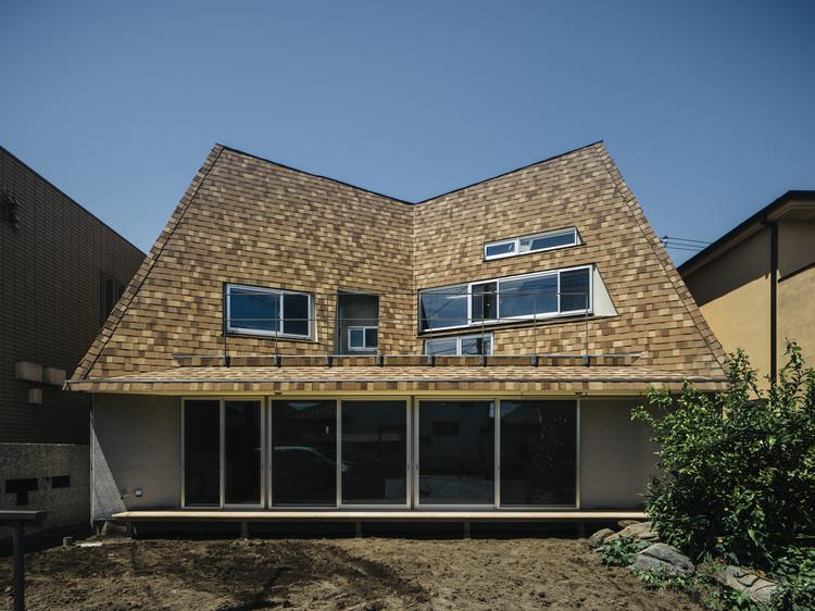 Casa Big Loft / KOMINORU Design, © Katsumasa Tanaka