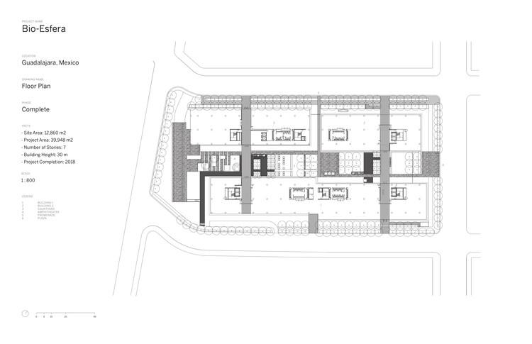 Bio Esfera Office Complex Skidmore Owings Merrill Archdaily