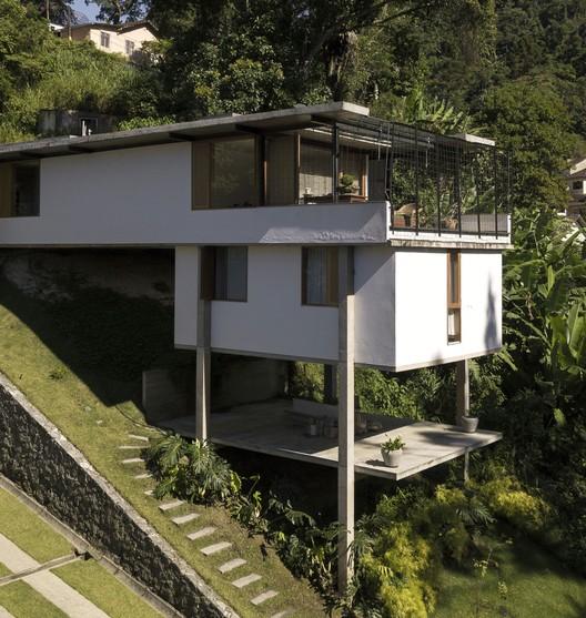 Casa Henrique Cunha / Venta Arquitetos